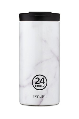 24bottles 24bottles - Kubek termiczny Travel Tumbler Carrara 600ml