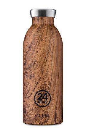 24bottles 24bottles - Butelka termiczna Clima Sequoia Wood 500ml