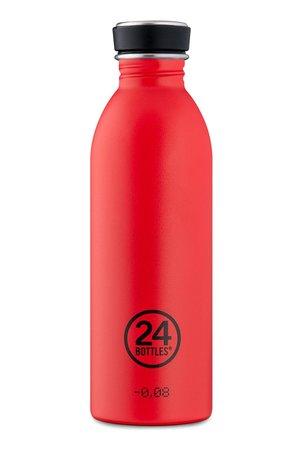 24bottles 24bottles - Butelka Urban Bottle Hot Red 500ml