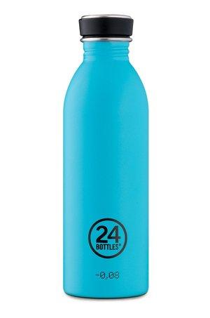 24bottles 24bottles - Butelka Urban Bottle Lagoon Blue 500ml