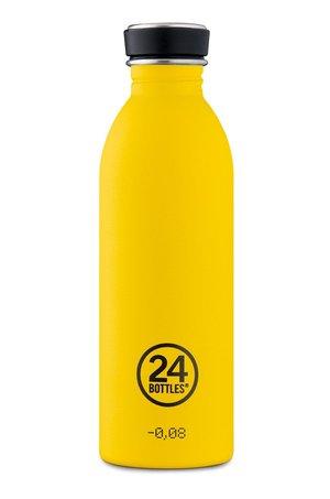 24bottles 24bottles - Butelka Urban Bottle Taxi Yellow 500ml