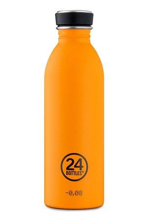 24bottles 24bottles - Butelka Urban Bottle Total Orange 500ml