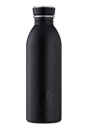 24bottles 24bottles - Butelka Urban Bottle Tuxedo Black 500ml
