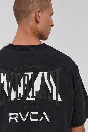 RVCA RVCA - T-shirt bawełniany X Everlast
