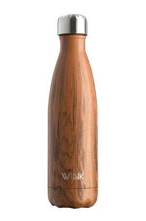 Wink Bottle Wink Bottle - Butelka termiczna BRIGHT 500 WALNUT
