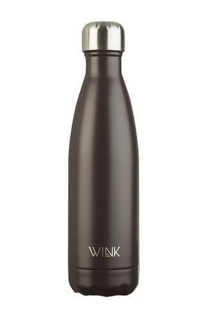 Wink Bottle Wink Bottle - Butelka termiczna BROWN
