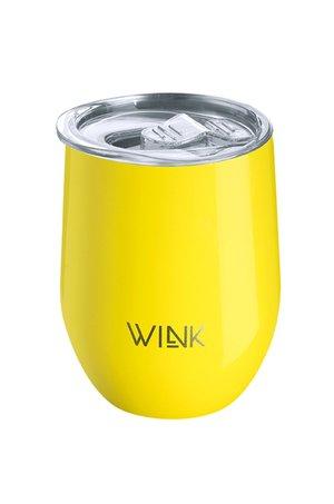 Wink Bottle Wink Bottle - Kubek termiczny TUMBLER LEMON