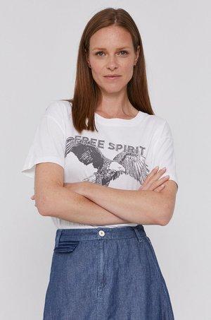 MOS MOSH Mos Mosh - T-shirt bawełniany
