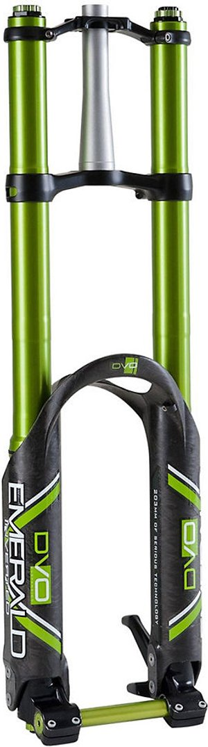 Fork DVO EMERALD -  fork for downhill 203 MM-26