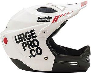 New helmet fullface Urge Bombair-enduro, freeride and downhill