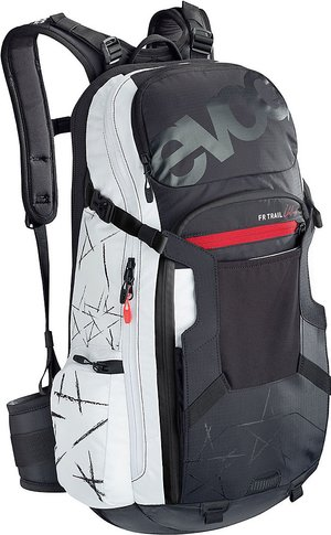 Hydration backpack Evoc Trail  - Back protector