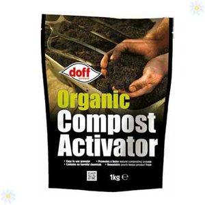 Organic Granular Compost Activator 1Kg