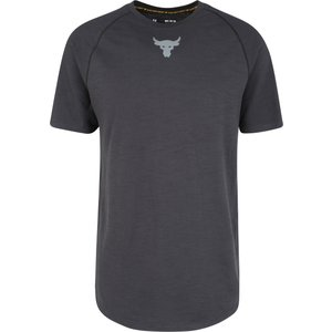 Under Armour Sportshirt Project Rock Charged Cotton SS