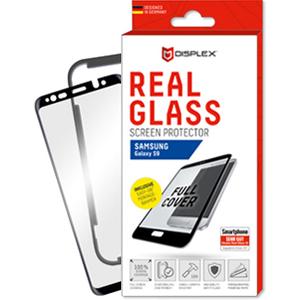 Displex Displayschutz Real Glass für Samsung Galaxy A51 clear