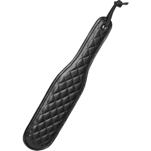 Allure BDSM Paddle in Lederoptik