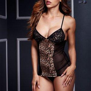 Baci Lingerie Körpernahes Straps-Kleid