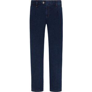 Eurex Bundfalten Jeans von in Dunkelblau für Herren