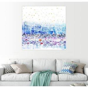 Posterlounge Wandbild Hajin Bae Regen