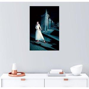 Posterlounge Wandbild Die roten Schuhe Moira Shearer