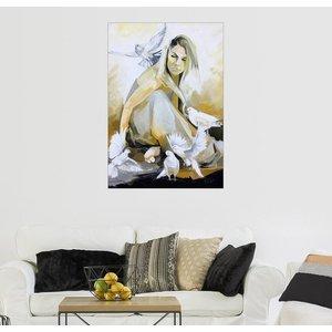 Posterlounge Wandbild Anna Hammer Gemeinsam