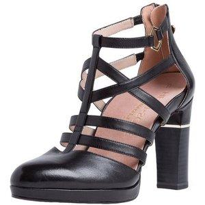 tamaris 1-24408-24 003 Black Leather Pumps