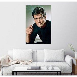 Posterlounge Wandbild Alain Delon