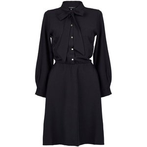 lemoniade Kleid mit eleganter Schleife