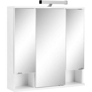 Schildmeyer Badezimmerspiegelschrank Cadi mit LED Beleuchtung