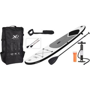HTI-Living Stand Up Paddle Board SUP XQ Max Grau