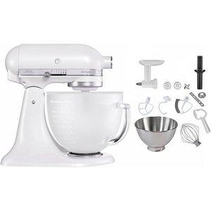 KitchenAid Küchenmaschine Artisan 5KSM156EFP 300 W 4 83 l Schüssel inkl Sonderzubehör im Wert von ca 214 UVP