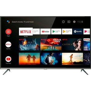 TCL 50EP644 LED-Fernseher 126 cm 50 Zoll 4K Ultra HD Smart-TV Android 9 0 Betriebssystem