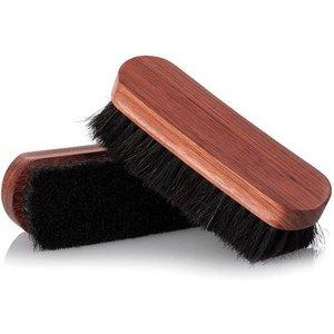 Famaco Schuhputzbürste Premium Polierbürste Ideal für die Politur hochwertiger Schuhe