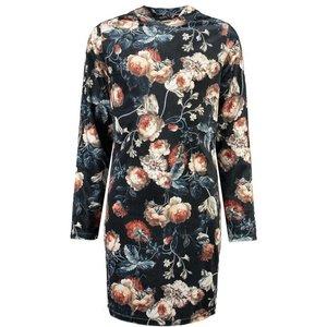 Garcia A-Linien-Kleid mit Rollkragen