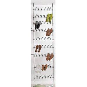 Ruco Teleskopregal für 54 Paar Schuhe