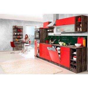 HELD MÖBEL Küchenzeile Sevilla mit E-Geräten Breite 310 cm