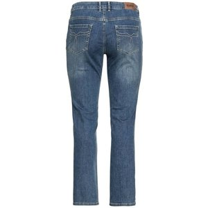 Sheego Stretch-Jeans MAILA in Bootcut-Form