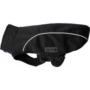 Wolters Cat Dog Softshell Jacke Basic schwarz reflektierend 30cm