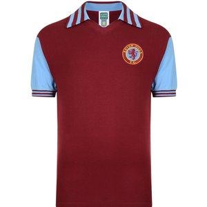 Aston Villa 1981 Retro Football Shirt