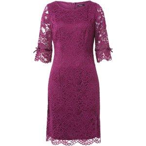 Vera Mont Kleid mit floraler Spitze