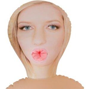 """Orion Liebespuppe Big Boobs Angie"""" mit 3 Öffnungen"""