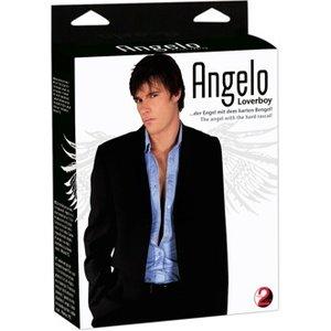 """Orion Liebespuppe Angelo"""" lebensgross"""