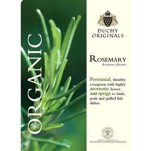 Rosemary - Duchy Originals Organic Seeds