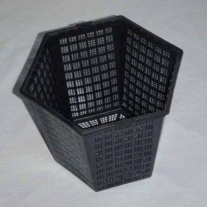 Hexagonal Aquatic Planting Basket 18 x 16cm / 3 litre