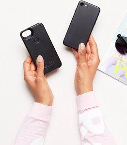 Read more about Lumee ii space black iphone 6 6s 7 8 selfie case - multi