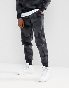 Read more about Nike jordan flight fleece joggers in camo 860358-010 - black