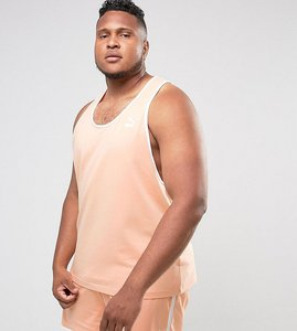 Read more about Puma plus racer back vest in orange exclusive to asos 57657702 - orange