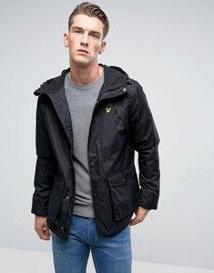 Read more about Lyle scott micro fleece lined jacket black - 572 true black