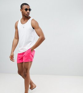 77818546ed8 Read more about Nike exclusive volley super short swim short in pink  ness8509-678 -