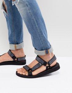 Read more about Aldo moesen tech sandals in black - black
