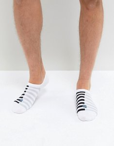 Read more about Calvin klein ck jeans invisible socks - white